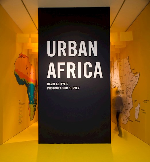 Urban Africa Touring Exhibition