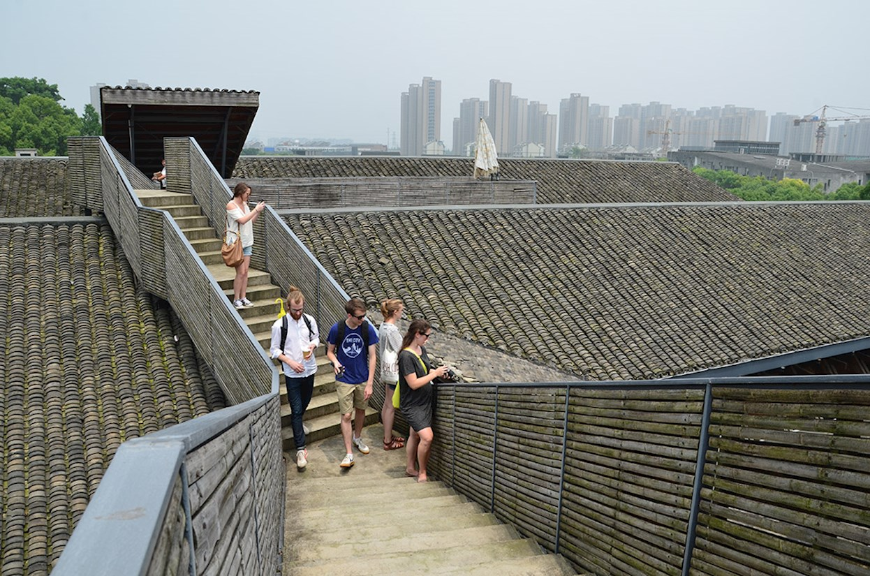 China offers UVA School of Architecture students and faculty an opportunity to research and experience the unique phenomenon of the Mega-city and unprecedented urban growth.