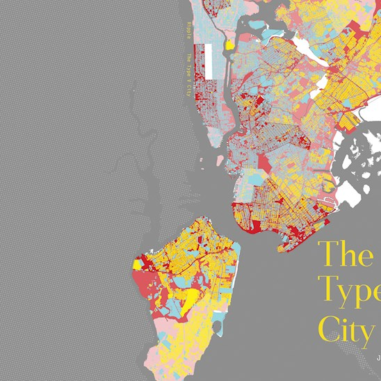 The Type V City © Ripple Architecture Studio