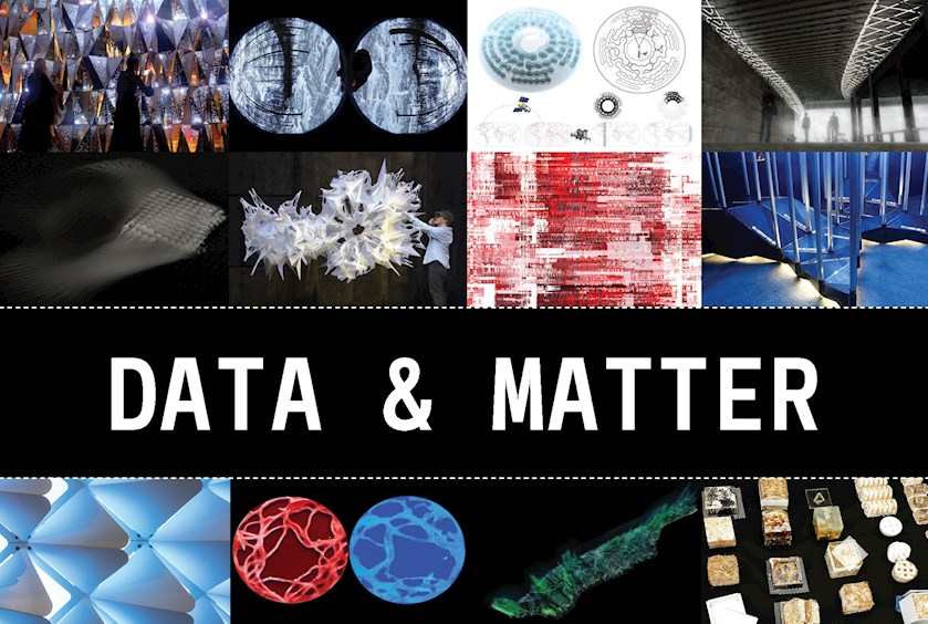 Data & Matter Exhibition featuring Urban Syncopation: Venice Architecture Biennale