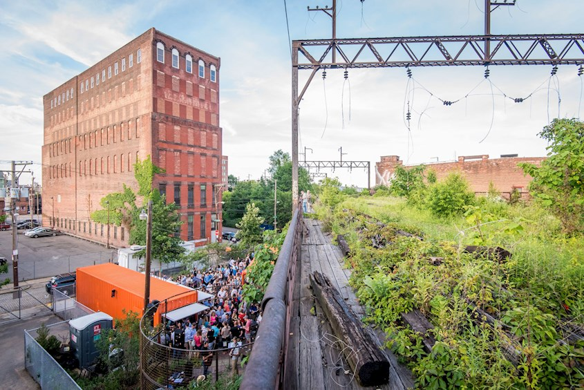 Viaduct Rail Park (image credit: Rob Cardillo)