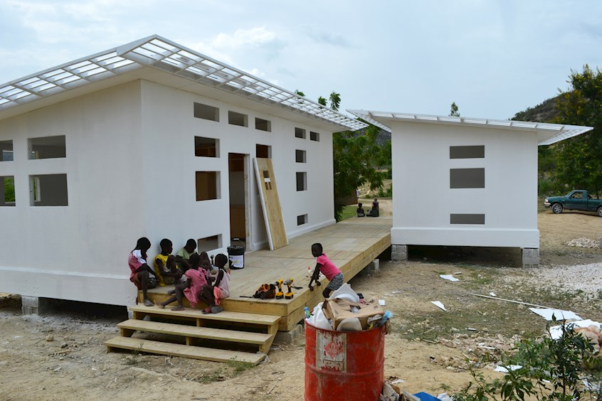 reCOVER Breathe House St Marc, Haiti 01 by Sara Harper